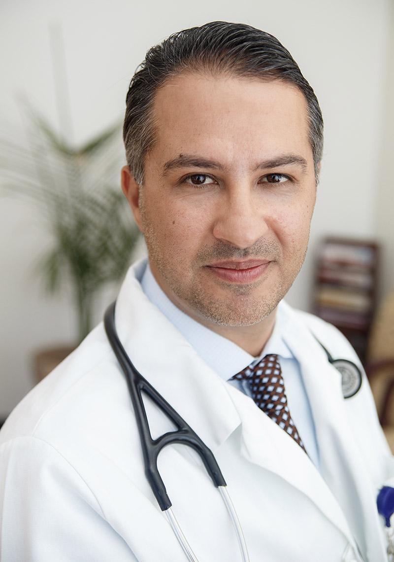 Dr. Amir Parvinchi