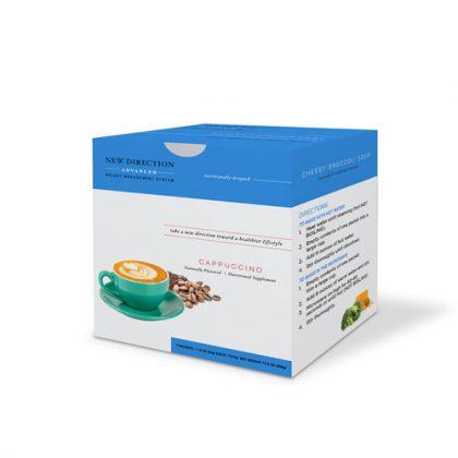 New Direction Advanced Cappuccino Box