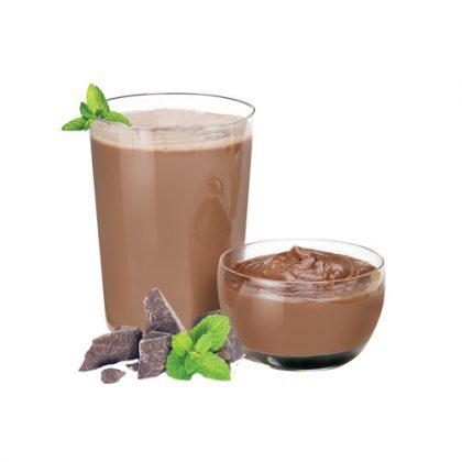 New Direction Advanced Mint Fudge Pudding & Shake Product
