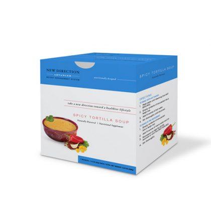 New Direction Advanced Tortilla Soup Box